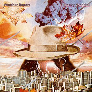 Weather Report - Heavy Weather - pochette du disque © Columbia (label)