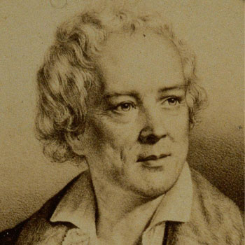 Portrait de Christoph Willibald Gluck |