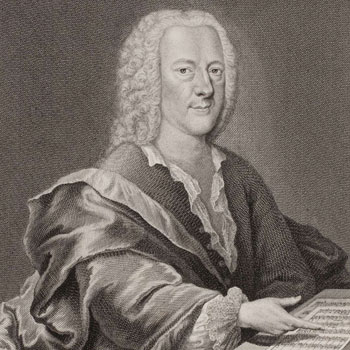 Georg Philipp Telemann © Herzog August Bibliothek