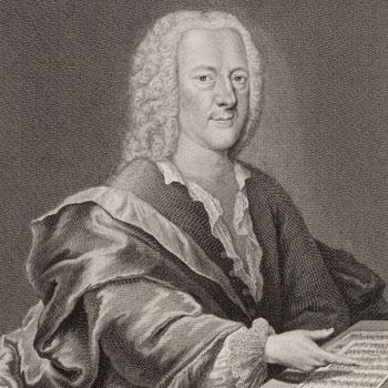 Portrait de Georg Philipp Telemann |