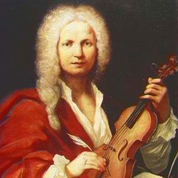 Portrait d'Antonio Vivaldi, 1723. Source: Civico Museo Bibliografico Musicale Bologna