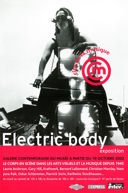 Electric Body, le corps en scène
