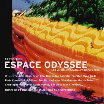 Exposition Espace Odyssée, les musiques spatiales depuis 1950