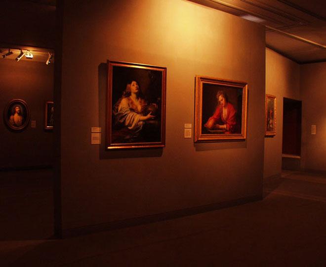Affiche exposition Figures de la passion © Cité de la musique