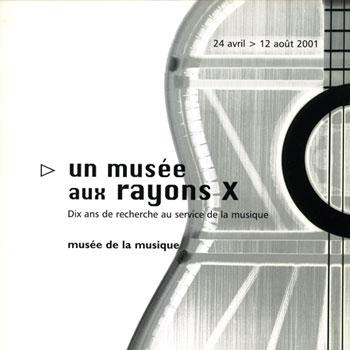 Exposition Un musée aux rayons X à la Philharmonie de Paris - Cité de la musique |