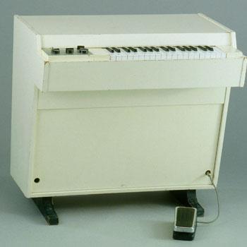 Instrument électronique, Mellotronics limited