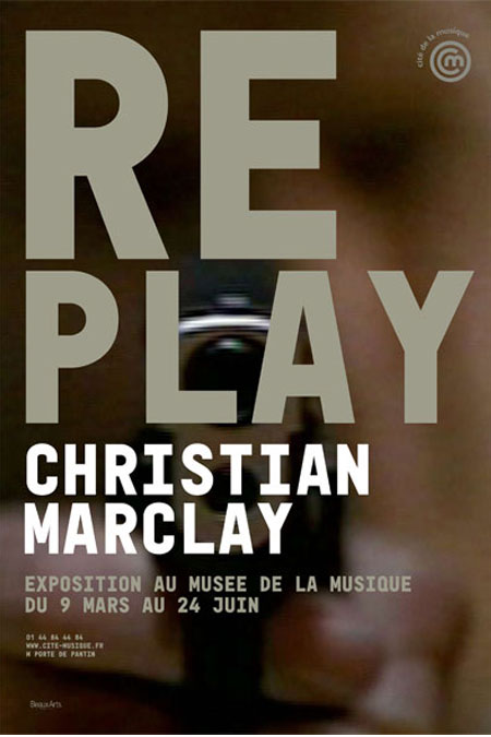 Exposition Christian Marclay, Replay