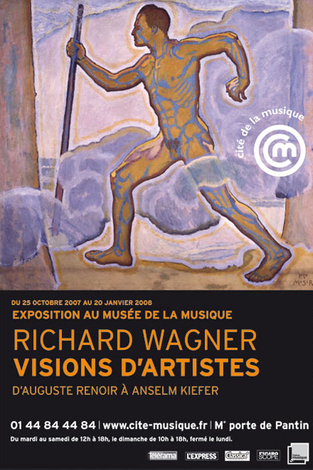 Exposition Wagner, visions d'artistes