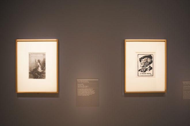 Affiche exposition Richard Wagner : visions d'artistes © Emmanuel Rastoing, Cité de la musique