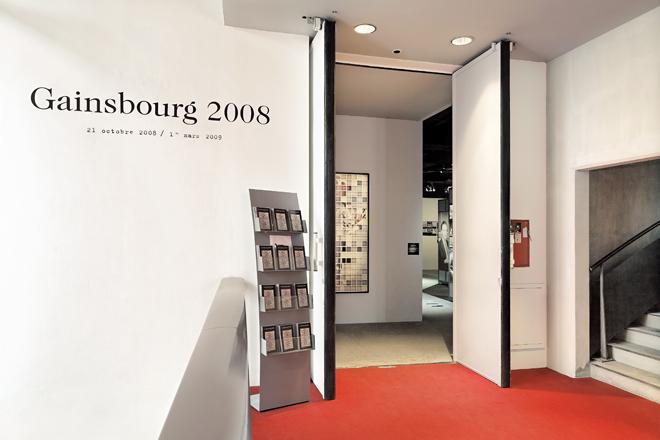 Vue de l'exposition - introduction  © Sébastien Mathé - Cité de la musique