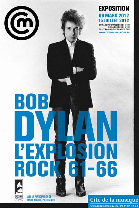 Boby Dylan, l'explosion Rock © Philharmonie de Paris - Cité de la musique