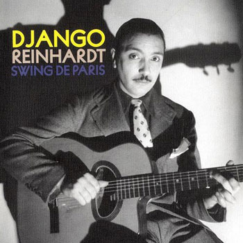 Catalogue exposition Django Reinhardt, Swing de Paris à la Philharmonie de Paris