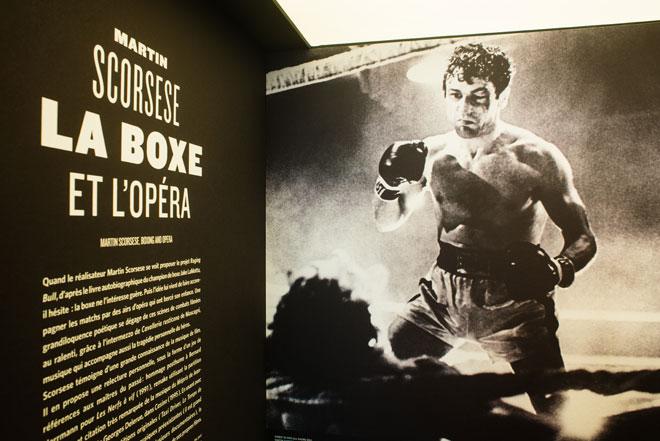 Martin Scorsese, la boxe et l'opéra ©Matthias Abhervé