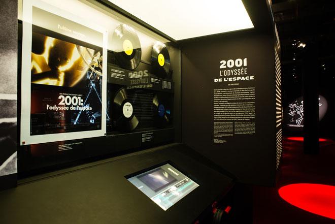 2001, L'Odyssée de l'espace © Matthias Abhervé