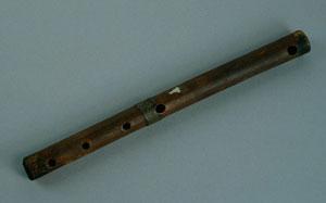 Flûte à embouchure latérale Sénégal ou Gambie, avant 1848 (E.437)