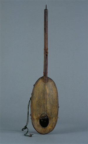 Luth Konting Gambie, avant 1848 (E.423)