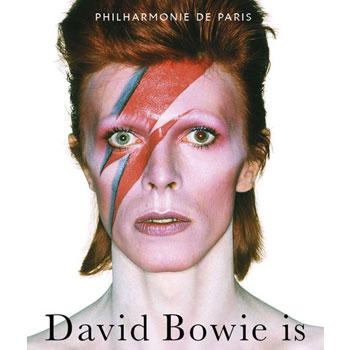 redécouvrir l'exposition David Bowie Is du musée de la musique -  Affiche de l'exposition © Cité de la musique