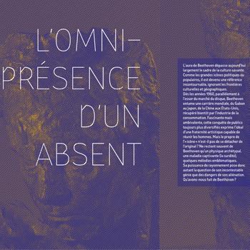 Catalogue exposition Ludwig van, le mythe Beethoven à la Philharmonie de Paris