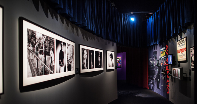 Vue de l'exposition Barbara © W. Beaucardet