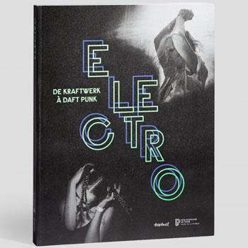 Catalogue exposition Electro à la Philharmonie de Paris- En vente à la librairie