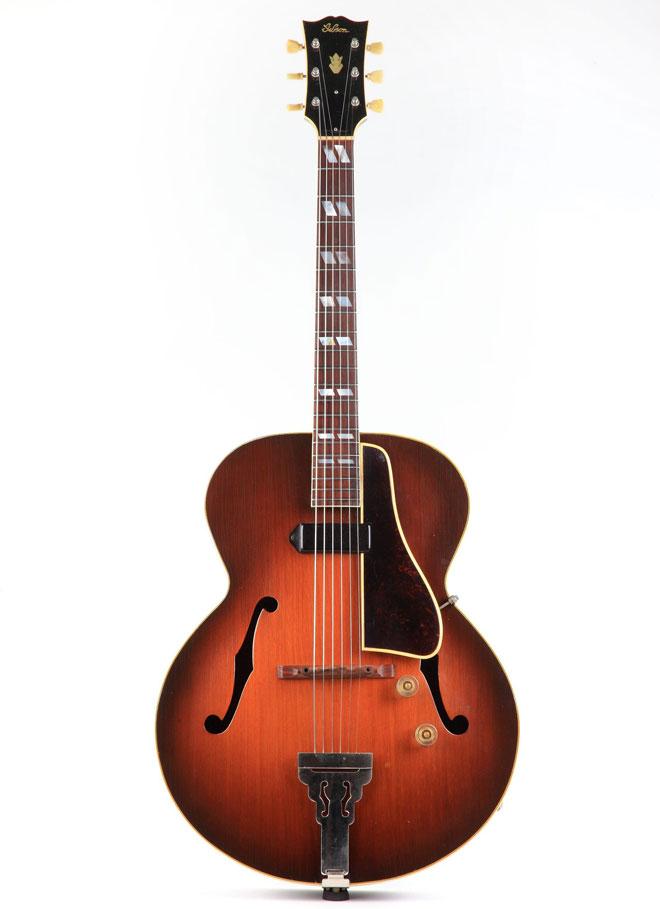 Guitare Gibson, Kalamazoo, 1946, CMIM000032337 © Cité de la musique, Pauline Daniel