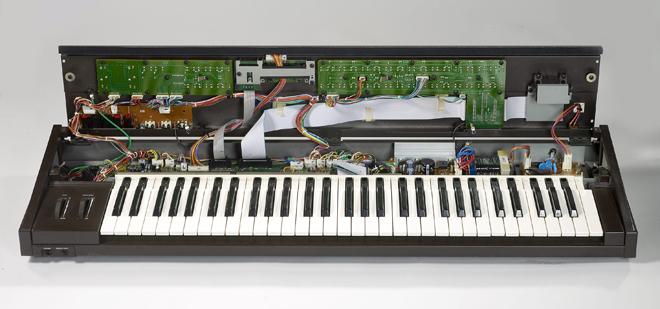 Synthétiseur DX 7, Yamaha, Japon, 1994 © Cité de la musique - Claude Germain