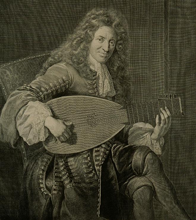 Portrait de Charles Mouton, Gérard Edelinck © Cité de la musique - Photo : Jean-Marc Anglès