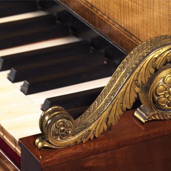 Histoire instrument : le piano