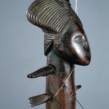 Histoire instrument : les harpes d'Afrique et d'Asie