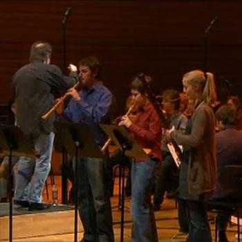 Concert filmé La famille Bach
