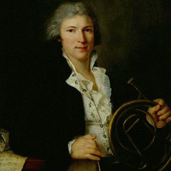 Portrait de Frédéric Duvernoy, école française fin 18e-début 19e © Philharmonie de Paris - Musée de la Musique