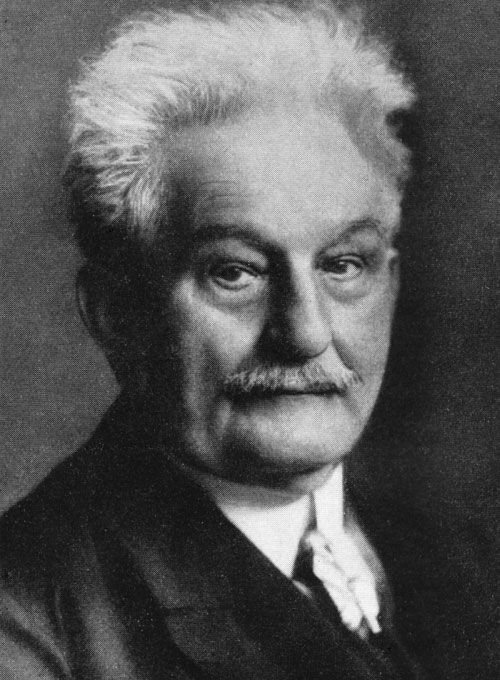 Leoš Janáček © Deutsch Fotothek