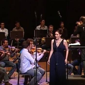 Concert filmé Chantez!