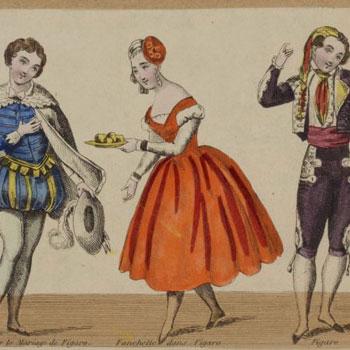 Les Noces de Figaro de Wolfgang Amadeus Mozart (2): les personnages |