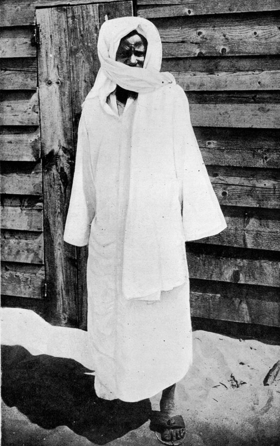 Cheik Amadou Bamba © NY Public Library, digital collections