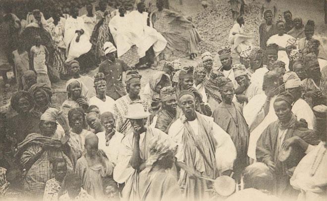 Sénégal, un tam-tam © Museum of Fine Arts, Boston