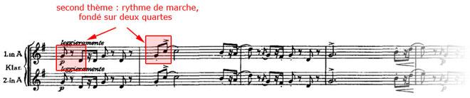 Symphonie n°6, troisième mouvement, thème 2