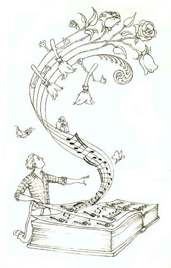 Illustration À toi de jouer © Julie Scobeltzine