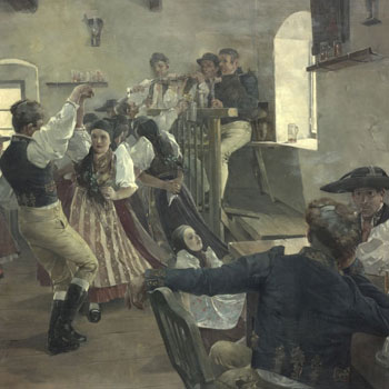 Musique d'Europe centrale |