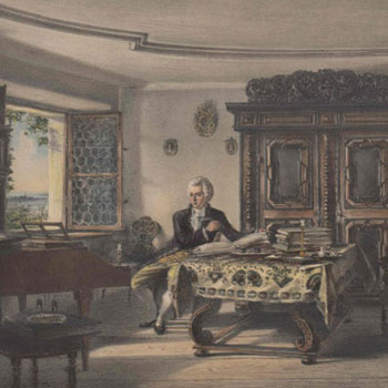 Symphonie n°41 de Wolfgang Amadeus Mozart |