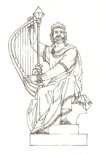 La boîte à outils: Le Roi David |