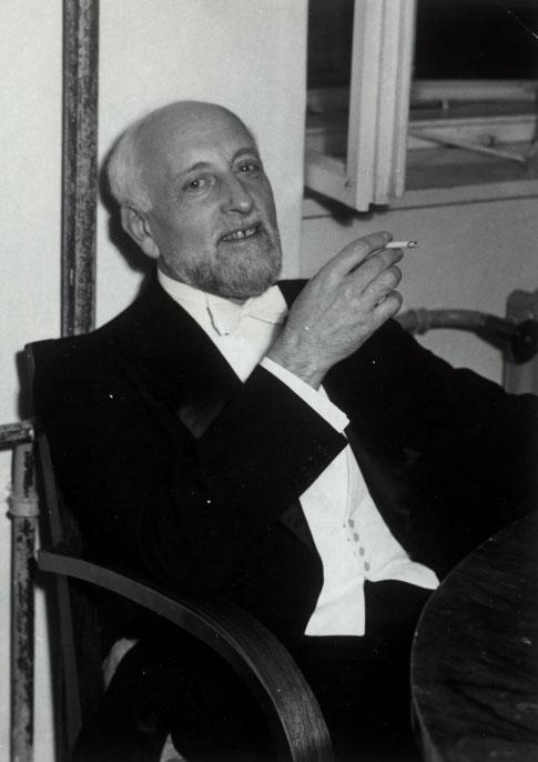 Ernest Ansermet © Österreichische Nationalbibliothe