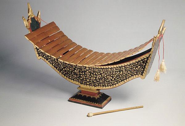 Xylophone ranat ek © Metropolitan Museum
