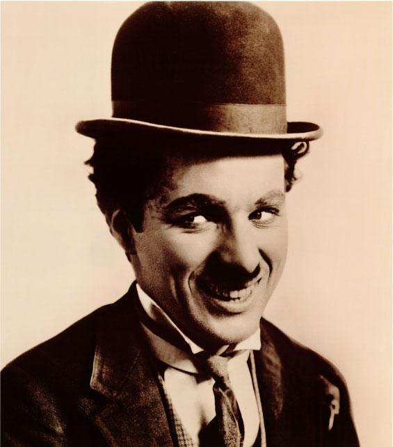 Charlie Chaplin, le roi de la comédie © Österreichische Nationalbibliothek