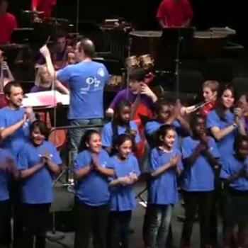 Concert filmé À toi de jouer