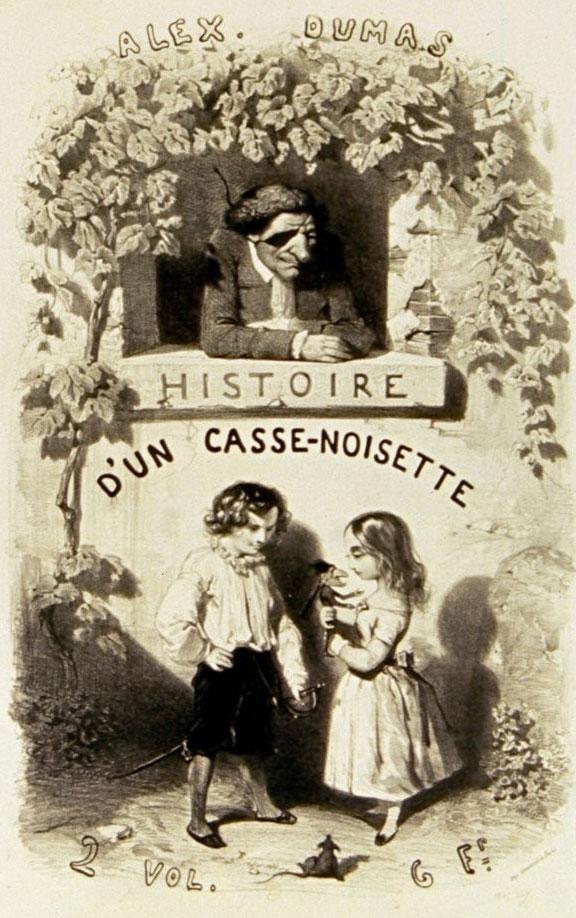 Alexandre Dumas, Histoire d'un casse-noisette © Gallica-BnF