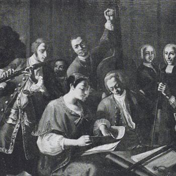 Concerto grosso op. 3 n°3 de Georg Friedrich Haendel |