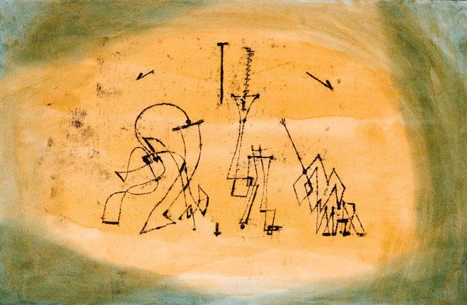 Abstract Trio, de Paul Klee © Metropolitan Museum