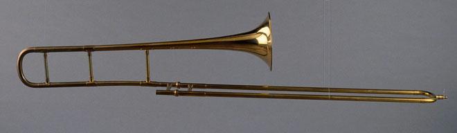Trombone © Philharmonie de Paris - Thierry Ollivier