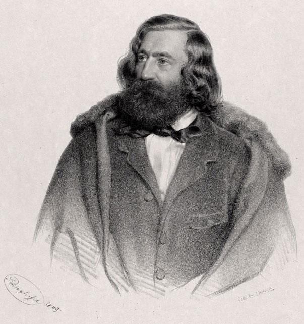 Mikhail Glinka © Österreichische Nationalbibliothek